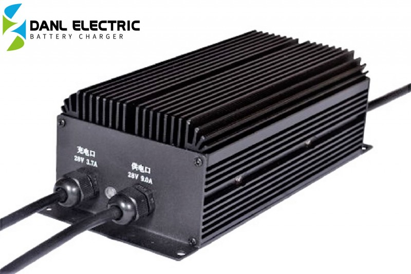 12V15A Waterproof Battery Charger