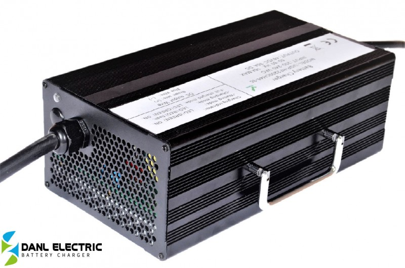 60V25A LiFePO4 Battery Charger