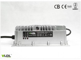 36V 30A Waterproof Battery Charger