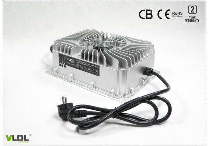 48V 25A Waterproof Battery Charger