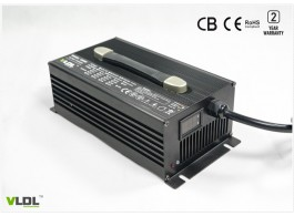 84V 10A Battery Charger