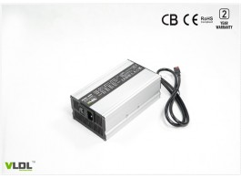 72V6A LiFePO4 Battery Charger