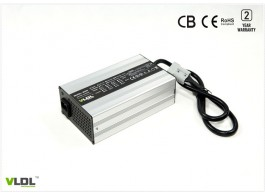 24V 25A LiFePO4 Battery Charger