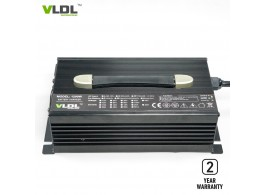 24V 35A LiFePO4 Battery Charger