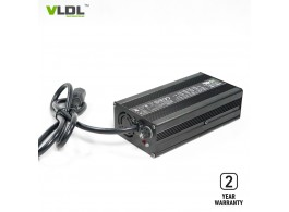 24V 10A Li-ion Battery Charger