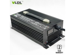 72V 25A lead acid battery charger