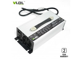60V 25A LiFePO4 Battery Charger