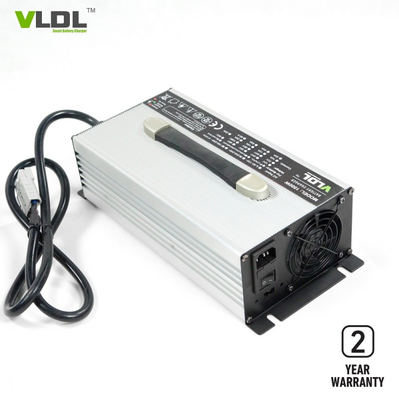 48V Volt 3A Lead Acid Battery Charger Maintainer for Vehicle Scooter