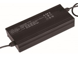 24V 12A Waterproof Battery Charger